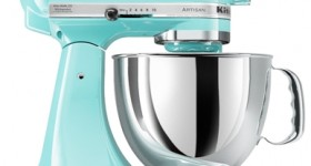 Spring KitchenAid Mixer Giveaway Event + Win one of two Amazon gift cards!