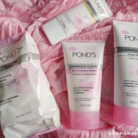 POND'S Luminous Line