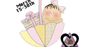 It's a Baby Shower Bonanza Giveaway! Two Huge Prize Packs!
