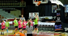 Wordless Wednesday – Basketball and a GrandBaby #ww