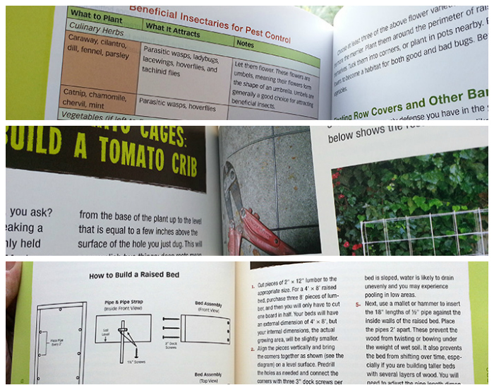 Gardening For Geeks book review