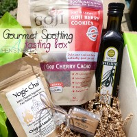 Gourmet Spotting Tasting Box April