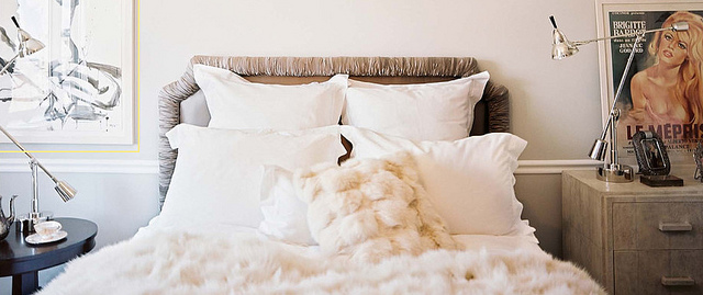 bed -lonny magazine by ...love Maegan, on Flickr