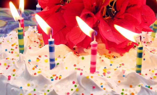 birthday candles by arinas74 on sxc.hu