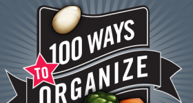 """100 Ways to Organize"" Sweepstakes"