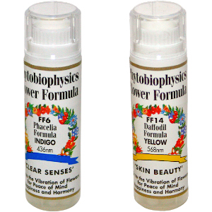 Mossop Natural Remedies Flower Formulas