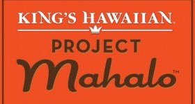 King's Hawaiian #ProjectMahalo Twitter party