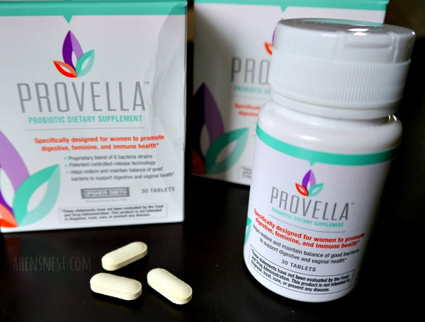 provella probiotic supplements