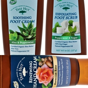 Tree Hut Hand & Foot Care