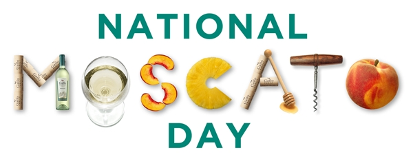 Naional Moscato Day Logo