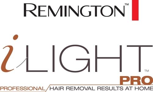 Remington i-LIGHT Pro at home hair removal