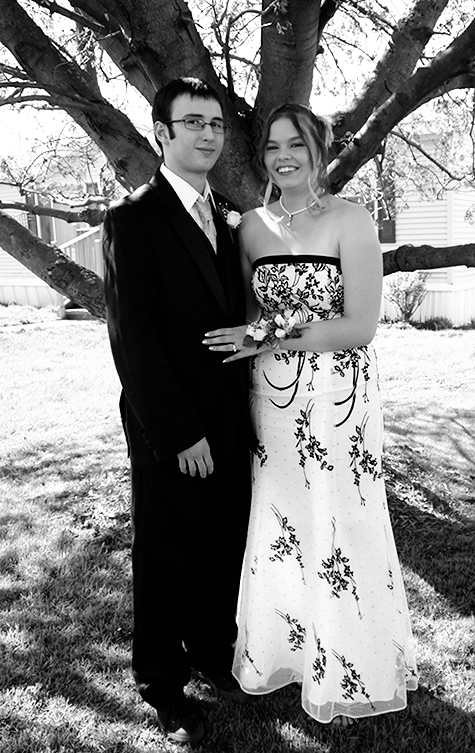 prom May 2013 son