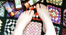 Revive Dry Feet and Hands with Tree Hut! #Natural Beauty