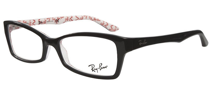Black-Ray-Ban-Glasses