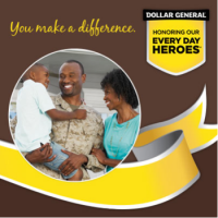 Dollar General honors Vets