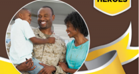 Dollar General Honors Military Service Members this June