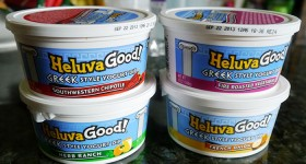 How would you use Heluva Good! Greek Style Yogurt Dip? #HVGgoesGreek #MC
