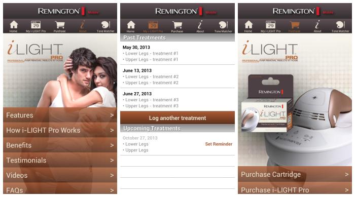 iLightPro App