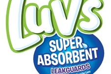 New Luvs Super Absorbent diapers keep leaks away! #TheClueIsInTheBlue