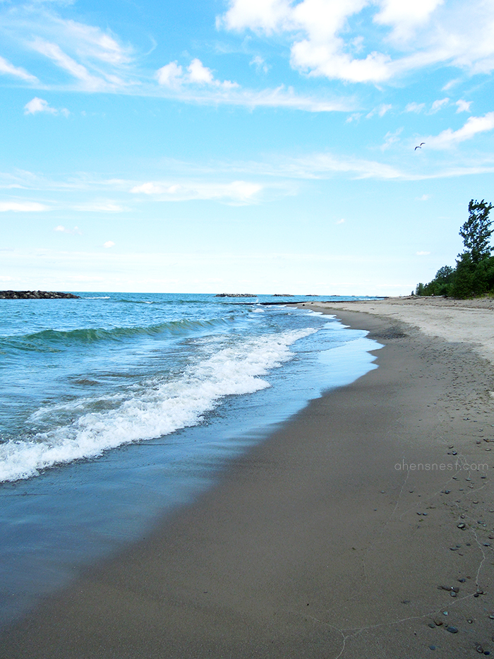 Presque Isle State Park Lake Erie Pennsylvania Beach