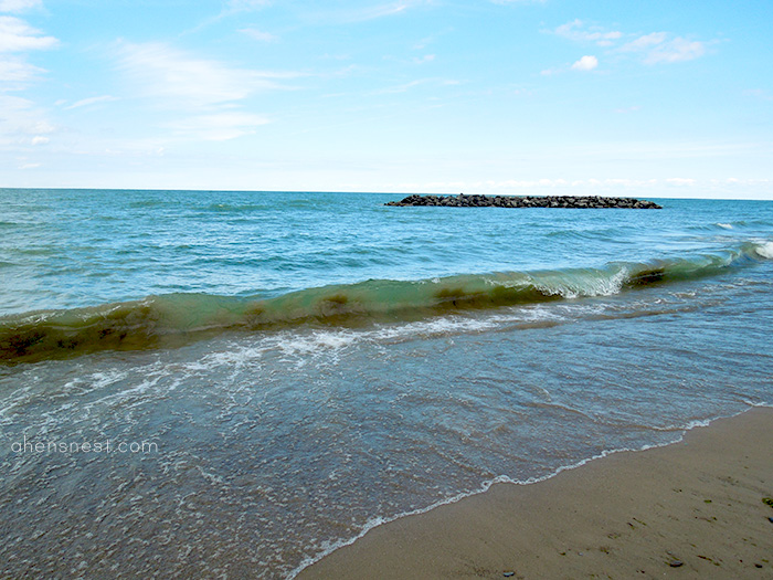 Presque Isle State Park Lake Erie Pennsylvania