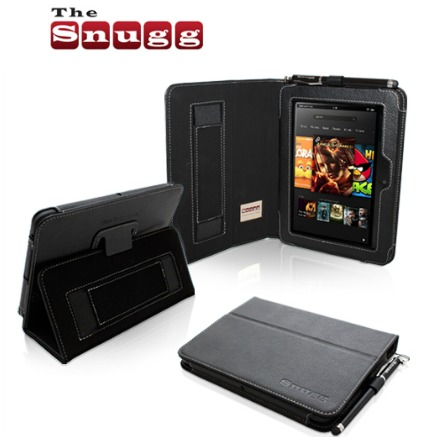 Snugg leather case for Kindle Fire HD 7in