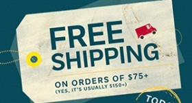 Tea Collection Free Shipping Promo Code – One Day Event!