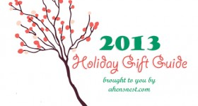 Feature your product in Hen's 2013 Holiday Gift Guide!