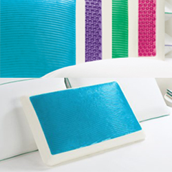 Comfort Revolution Gel Bed Pillows