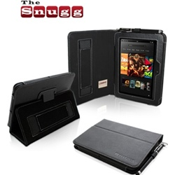 The Snugg Kindle Fire HD 7 Leather Case