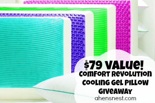 ComfortRevolution-CoolingGelPillow-Giveaway