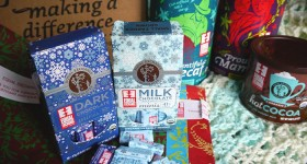 Holiday Gift Guide: Equal Exchange Fair Trade Products & Fundraisers #giftguide