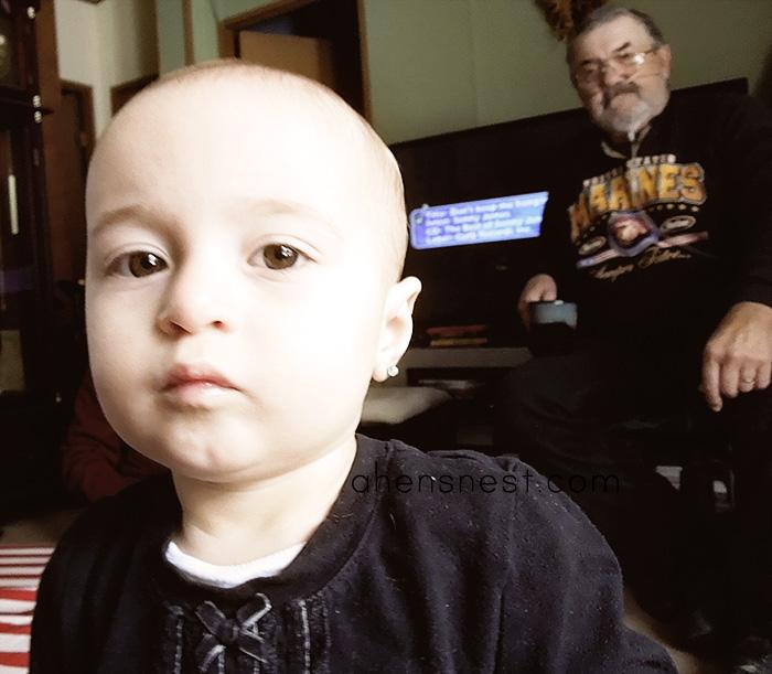 One-Year-Old-Grandbaby