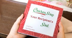 Blurb's Personalized Chicken Soup For The Soul Book – Great Gift Idea!