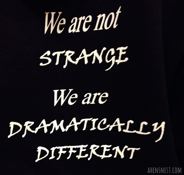 Middle School Drama Quotes: Drama Club Quote #ww