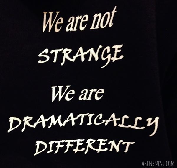 drama club quote