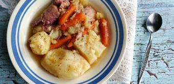 ham-pineapple-potatoes-carrots-slow-cooker