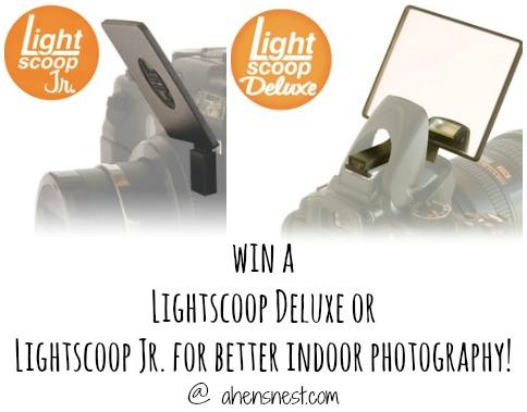 lightscoop giveaway