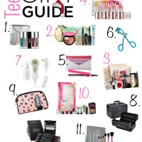 Teenage girl gift ideas guide sephora