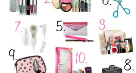 12 Teenage Girl Gifts for Christmas : Beauty & Makeup Edition
