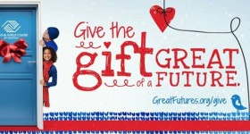 Give Great Futures with Boys & Girls Clubs of America #MC