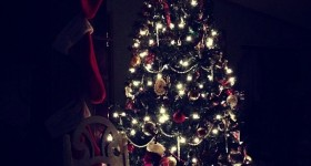 Wordless Wednesday – Christmas Tree #ww