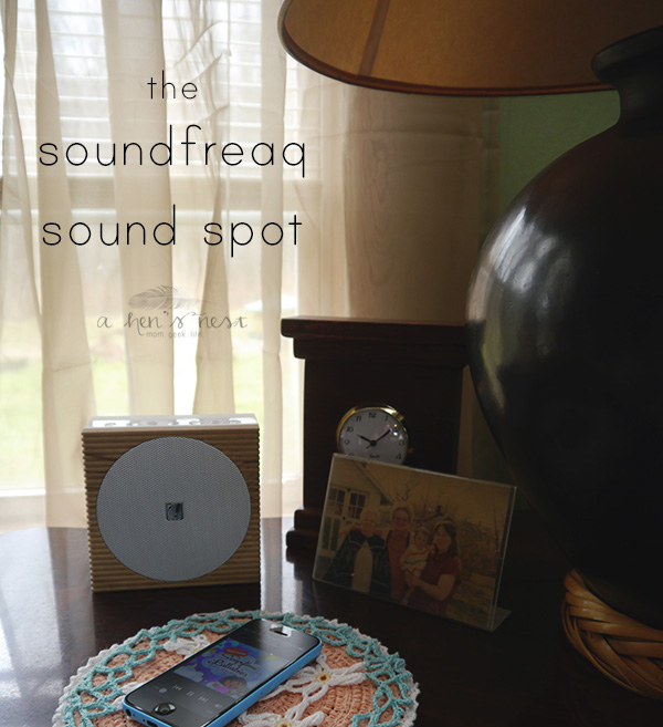 decorate with sound soundfreaq sound spot