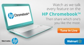 Tech Gifts : HP Chromebook 14 #Giveaway