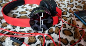 Customize your sound experience with TRACKS on-ear headphones! #giftguide