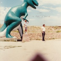 Dinosaur Park 1988 - Rapid City, South Dakota