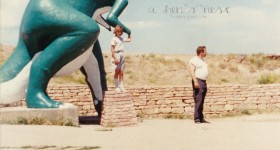 Dad and The Giant Dinosaur :: Throw Back Thursday #tbt