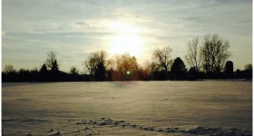 Wordless Wednesday – Winter Landscape #ww