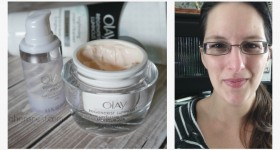 Olay Regenerist Luminous Follow Up #LuminousGlow