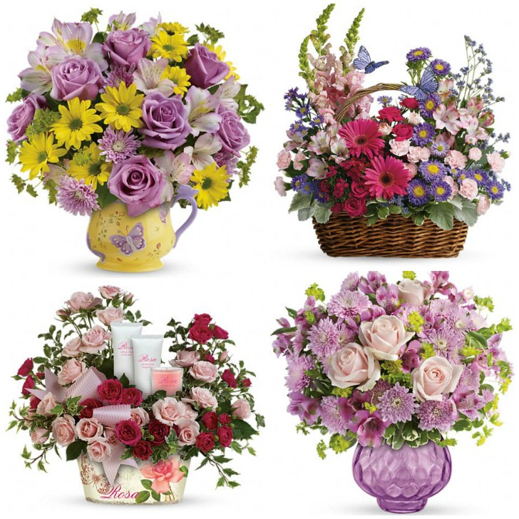 Mother's day Teleflora